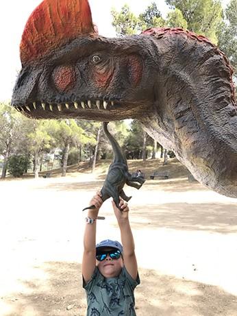 Dinosaur'Istres, idéal pour les enfants