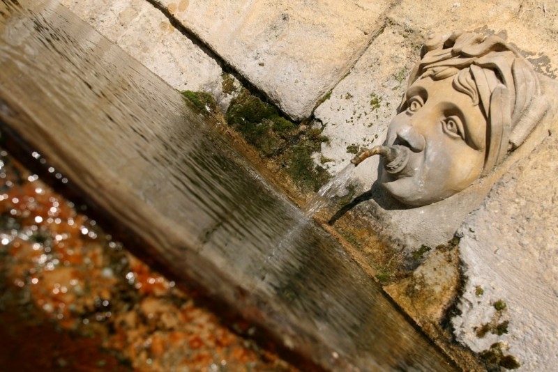 Fontaine Portail d'Arles Istres
