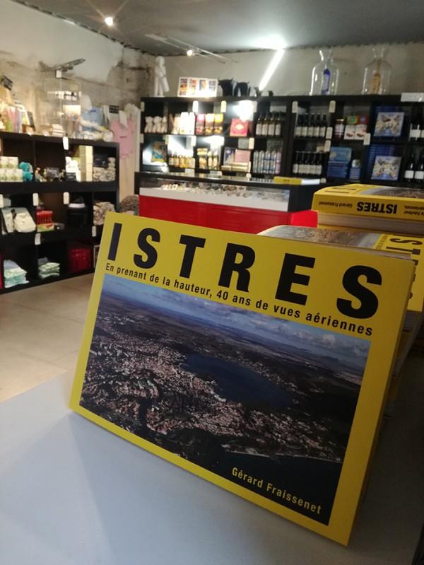 Istres, 40 ans de vues aériennes