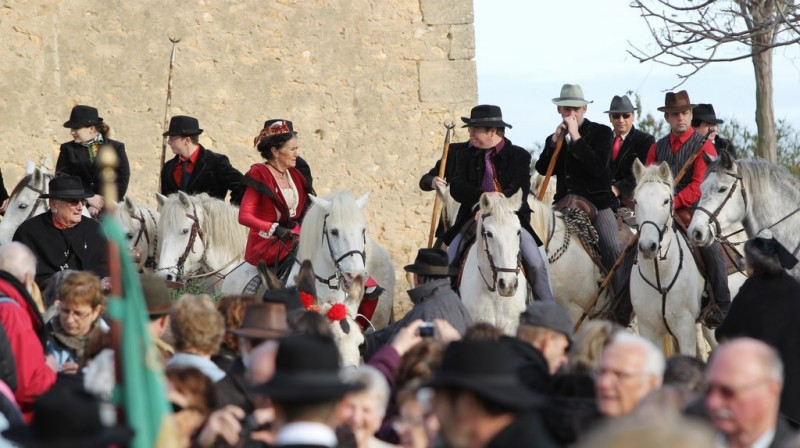 Fête - Bergers - Traditions - Istres