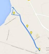 Un parcours sportif intércatif à Entressen