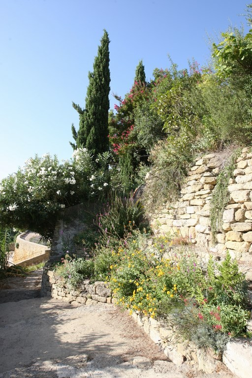 Jardin méditérannéen Istres