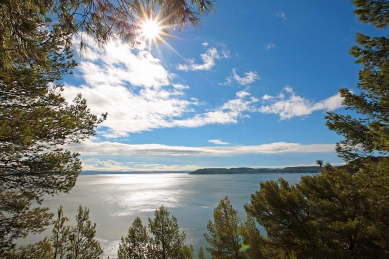 L'étang de Berre - Soleil - Istres