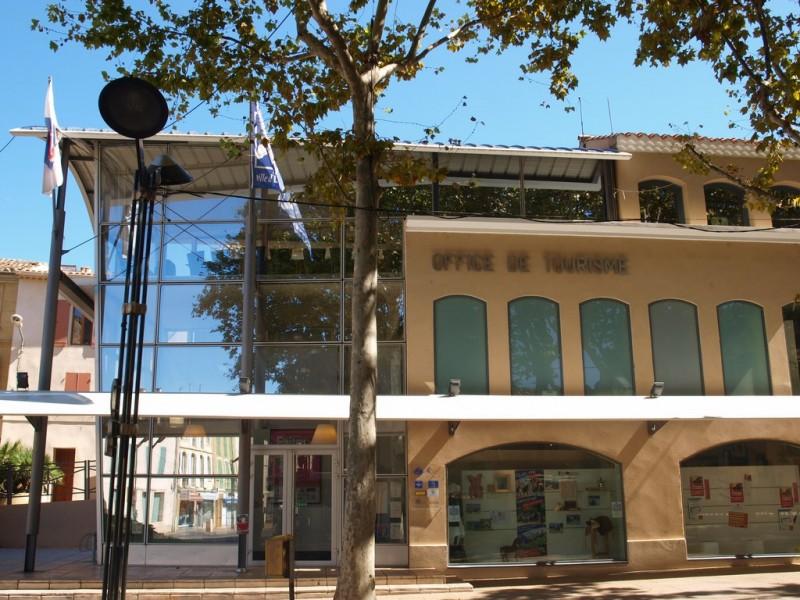 L'Office de Tourisme d'Istres