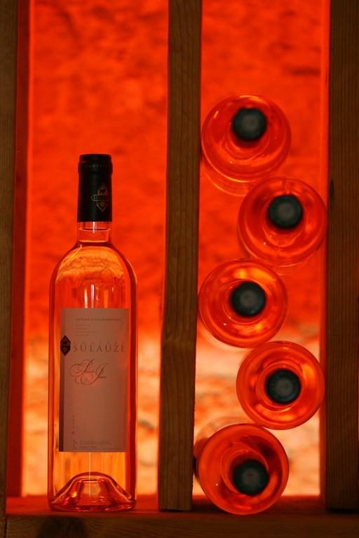 Le vin du domaine de Sulauze