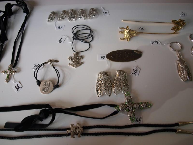 Les bijoux de René Gouin