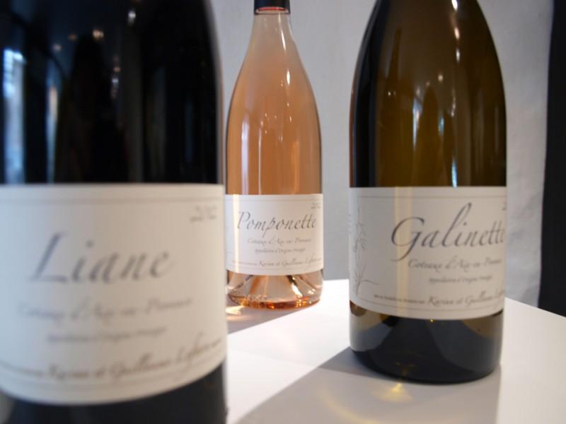 Les vins de Sulauze