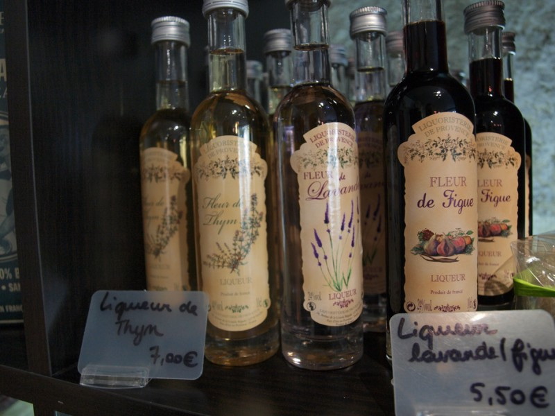 Liqueur de Provence - Boutique Istres Tourisme la suite