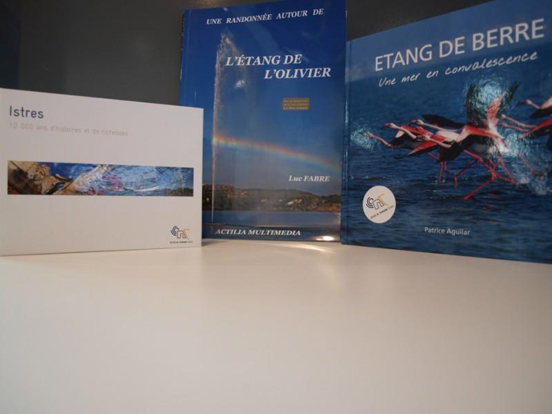 Librairie boutique office de tourisme istres tourisme - Office de tourisme istres ...