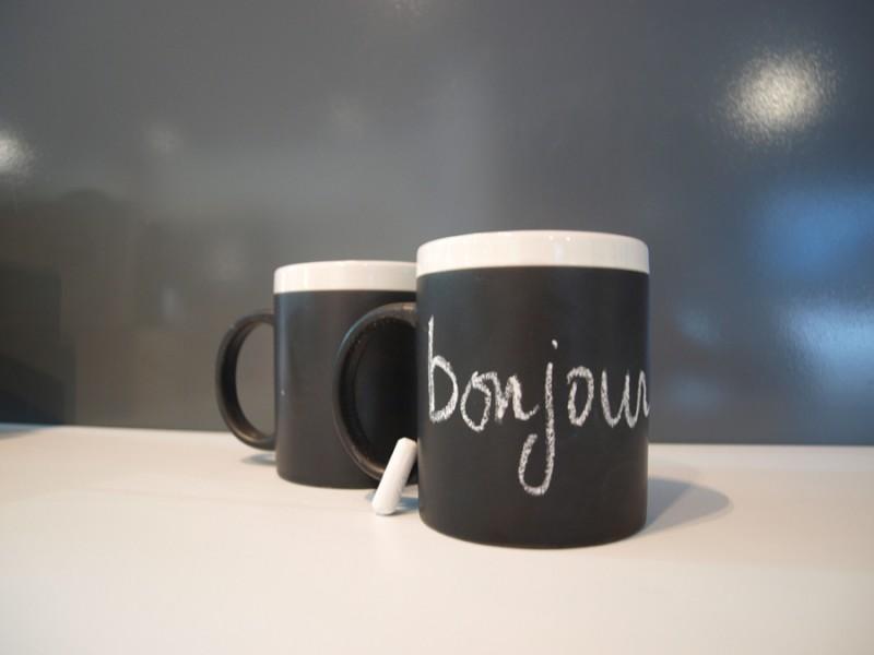 Mugs craie
