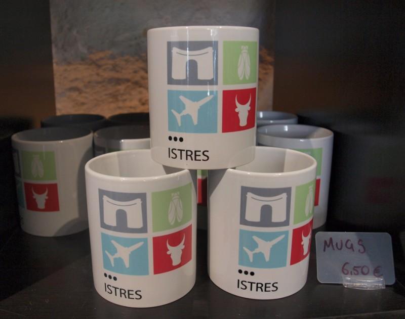 Mugs Istres Tourisme