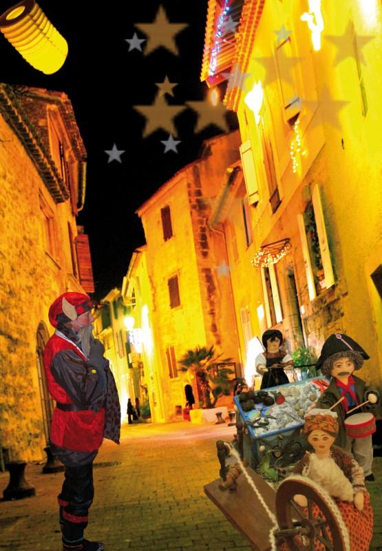 Noêl à Istres