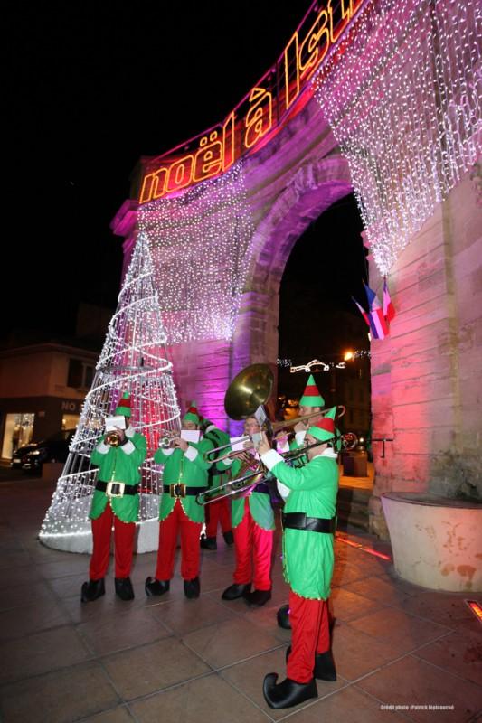 Noël à Istres
