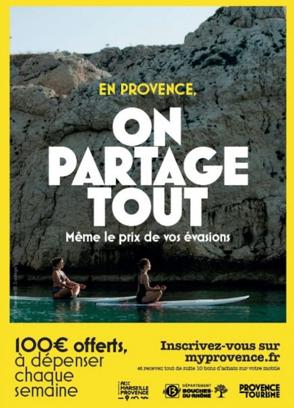 On partage Tout ! Tickets My provence