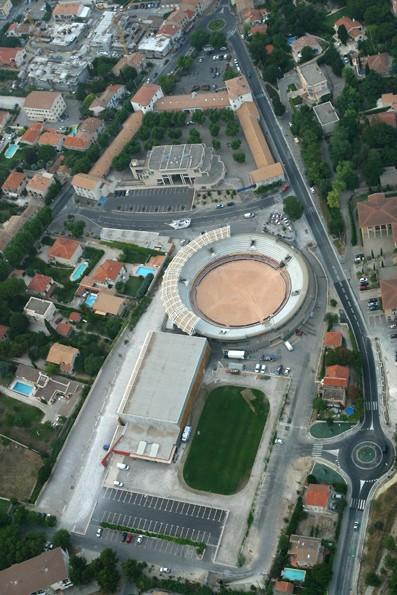Palio arénes d'Istres