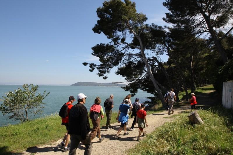 Istres offre des randonnées mêlant nature et découvertes urbaines