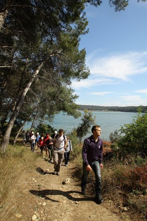Randonnées nature et Balades à Istres
