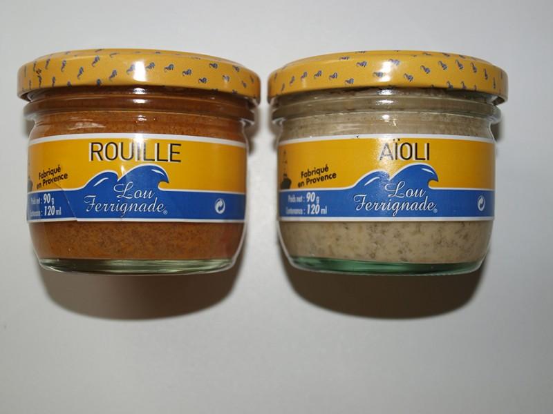 Rouille et Aioli