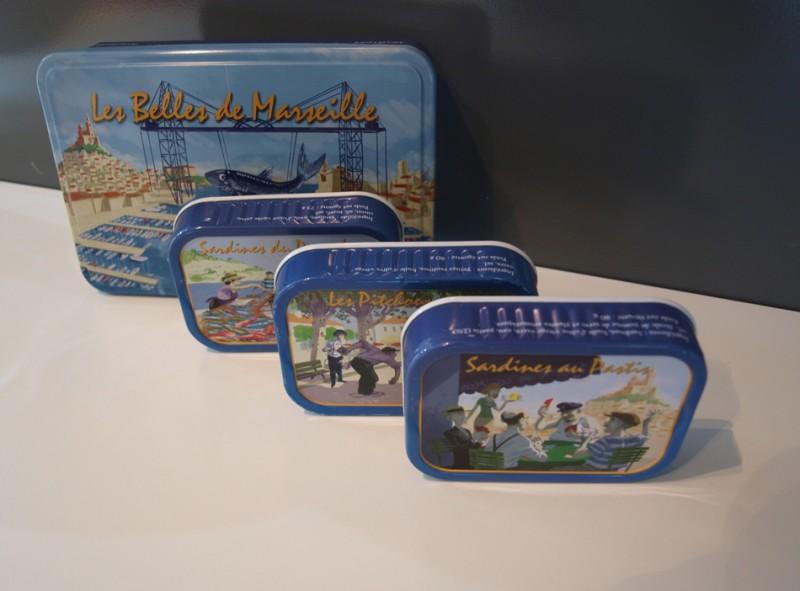 Sardines Les Belles de Marseille