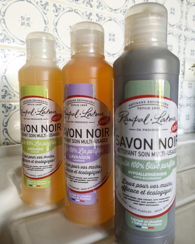 Savon Noir liquide Rampal Latour