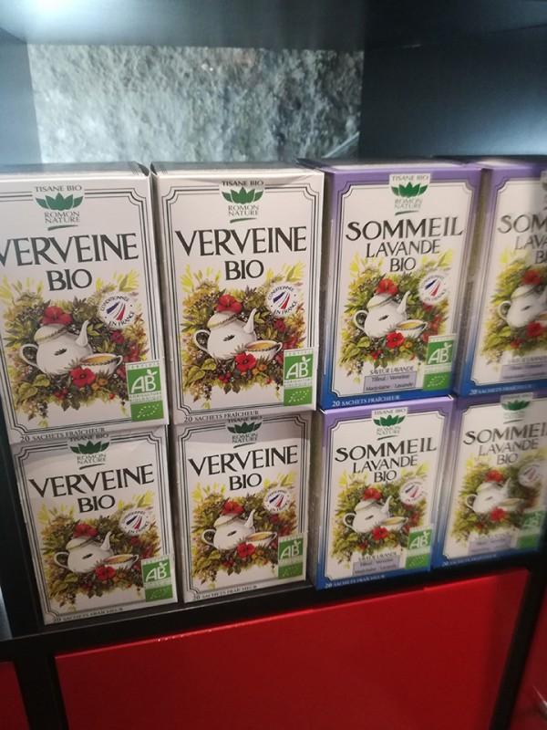 Tisane biologique de Provence