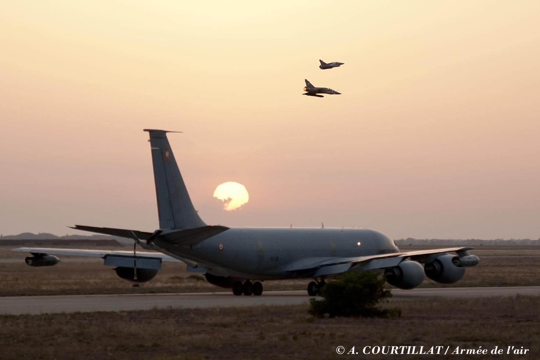 Base Aérienne 125 Istres - © A Courtillat