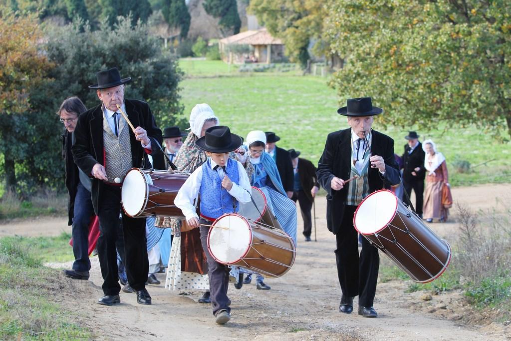 Les chants de notre belle Provence résonnent