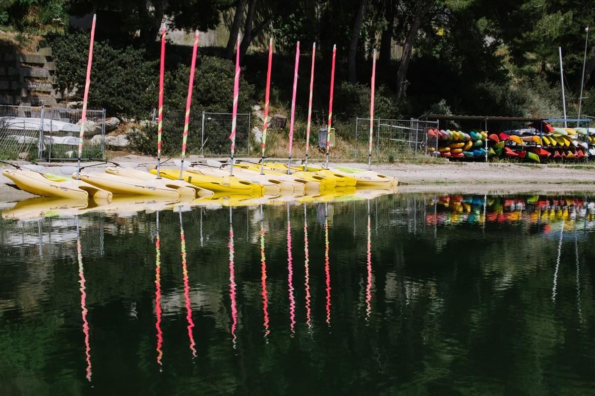 Base Nautique des Heures Claires à Istres