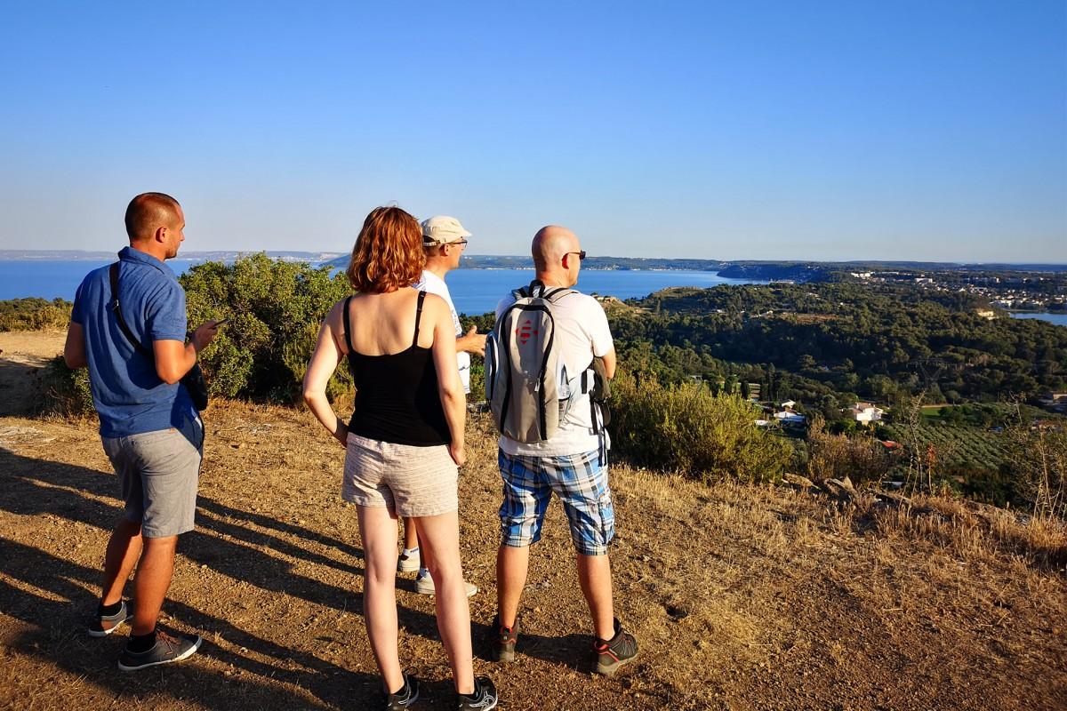 Club Tourisme, balades et randos pour découvrir Istres
