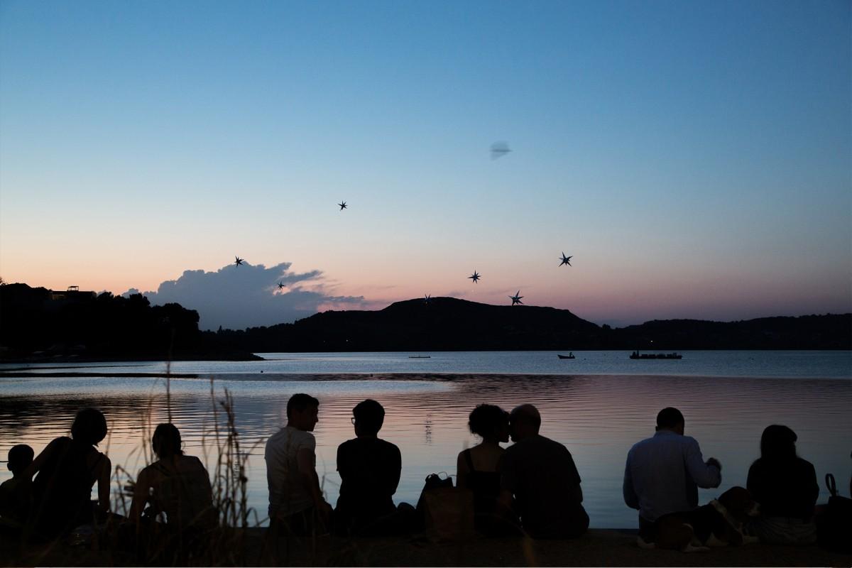 Un jeudi étoilé au bord de l'étang