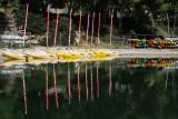 Activités nautiques au départ du port des heures Claires d'Istres