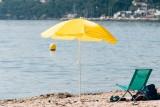 Détente sur la plage d'Istres