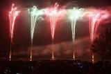 Des feux d'artifices sur l'étang de l'Olivier tout l'été