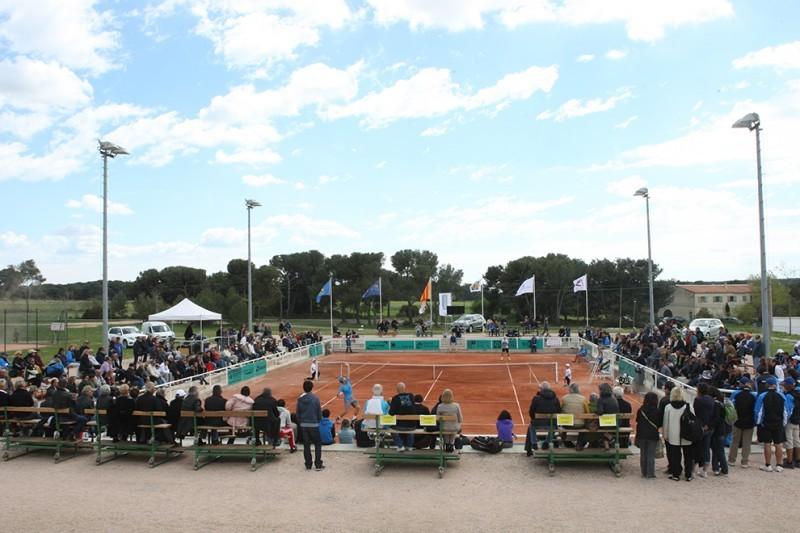 Tournoi International sur la plaine des sports René Davini