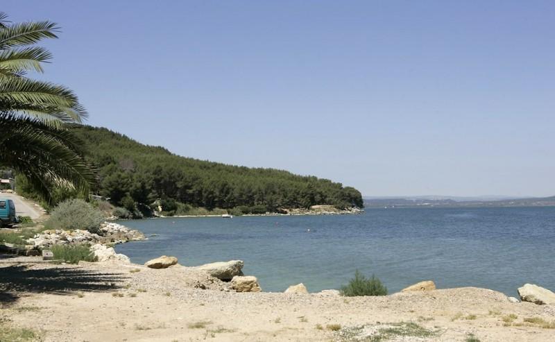 La plage du Ranquet