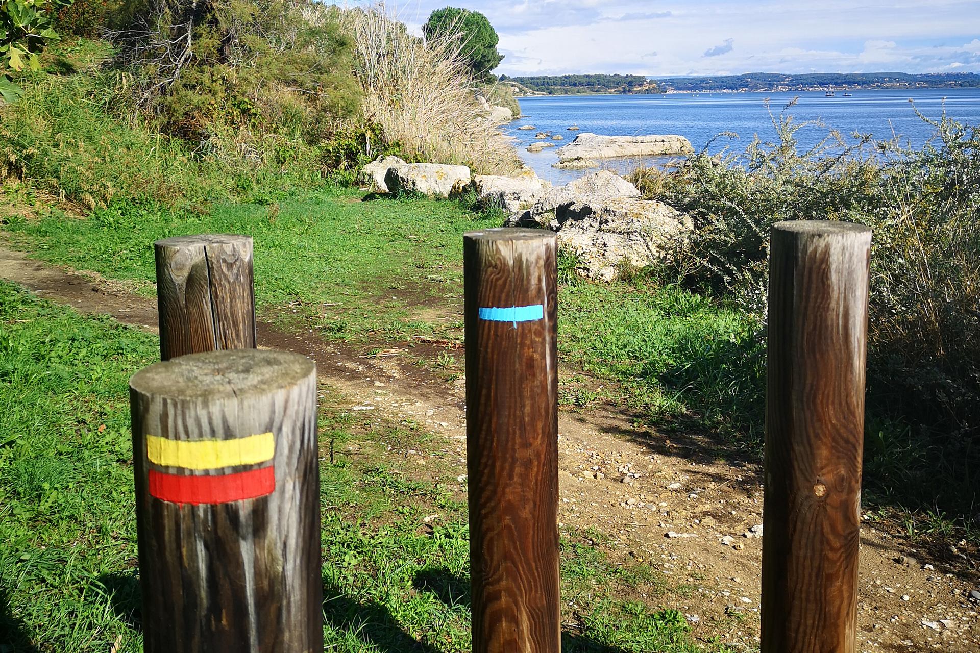 Randonnée à Istres
