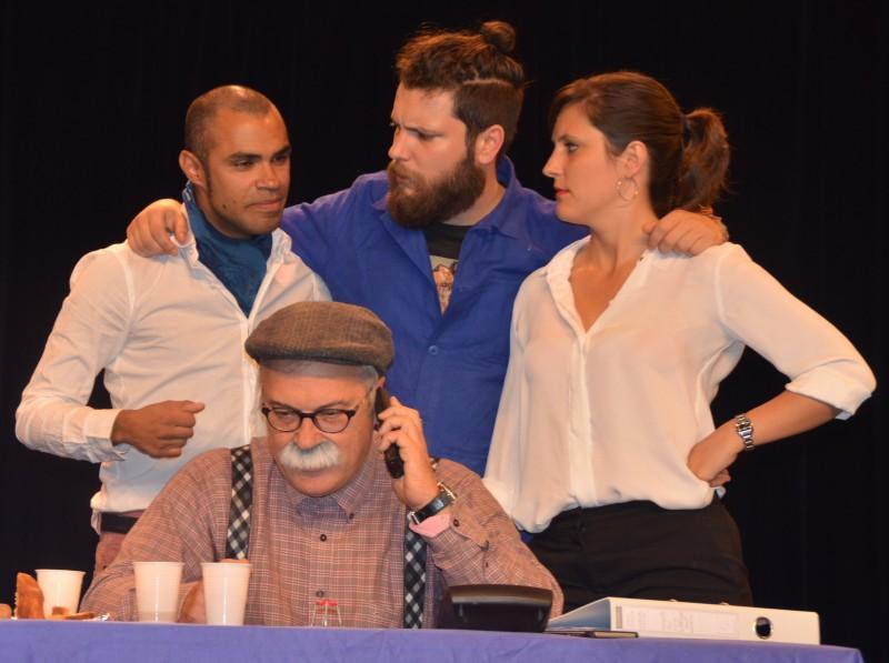 Theatre Compagnie Evenement